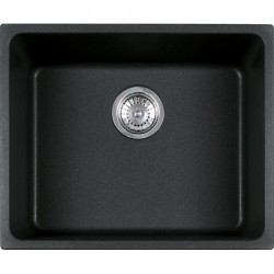 Fregadero Franke KBG-110-50. Fregadero Kubus Fragranite®. Color Onyx.