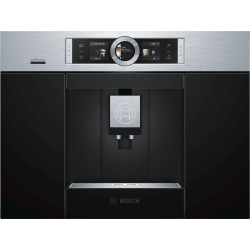 Cafetera Bosch CTL636ES6. Cafetera integrable Infinity.